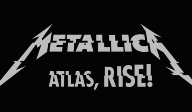 Metallica release new song 'Atlas, Rise!' from their upcoming album