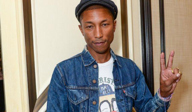 Hear Pharrell's 'Runnin' from the Hidden Figures soundtrack