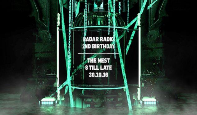 Stream Radar Radio DJ Kenny Allstar's Halloween mix featuring AJ Tracey, 67 and more