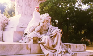 Grimes releases seven music videos as The AC!D Reign Chronicles