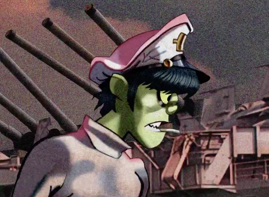 Gorillaz share The Book Of Murdoch, tease new music this weekend