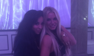 """Tinashe announces collaboration with """"my idol"""" Britney Spears"""