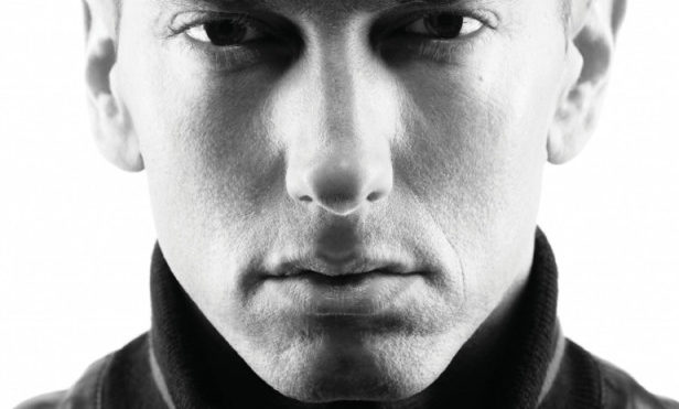 Eminem teases new album with 'Campaign Speech'
