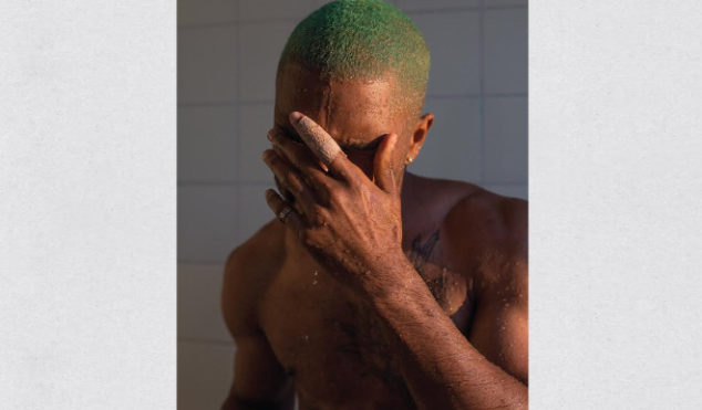Frank Ocean accused of ripping off art from Shapednoise's Cosmo Rhythmatic label