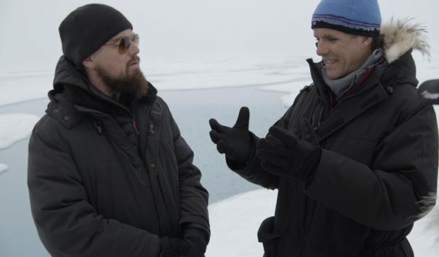 Stream Leonardo DiCaprio's Before the Flood, featuring Trent Reznor and Mogwai