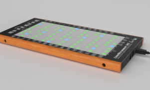Roger Linn releases compact version of expressive MIDI controller, LinnStrument 128