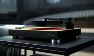 Check out the world's first levitating turntable