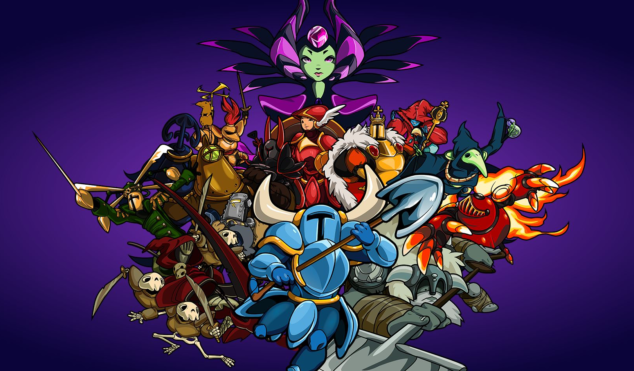 Shovel Knight's charming 8-bit soundtrack is heading to vinyl
