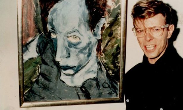 David Bowie's art collection fetches over £24 million on first day of auction