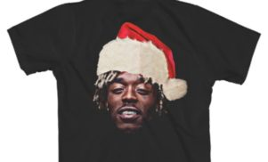 Lil Uzi Vert is selling his own Christmas T-shirt