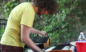 Chicago's Quicksails fuses free jazz and electronics on his Hausu Mountain debut
