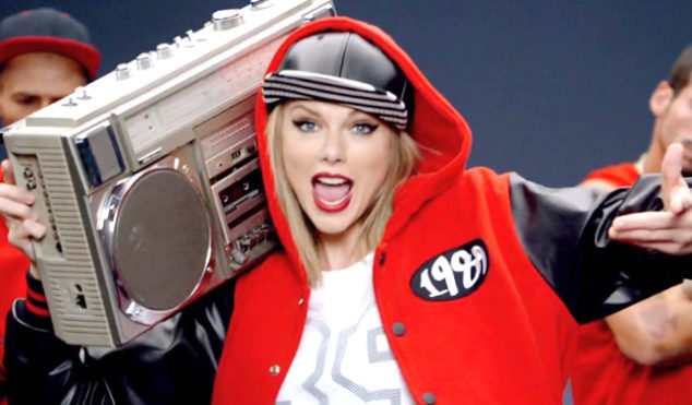 "Taylor Swift's next album is reportedly a ""real mix of edgier hip-hop and R&B sounds"""