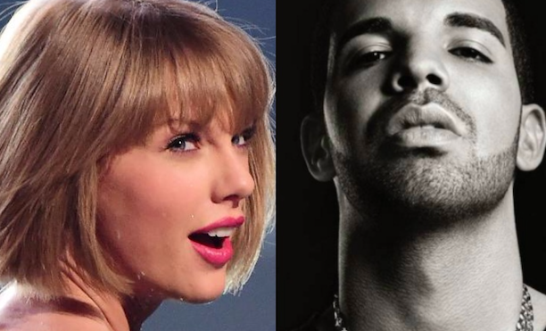 Drake and Taylor Swift are reportedly making music together