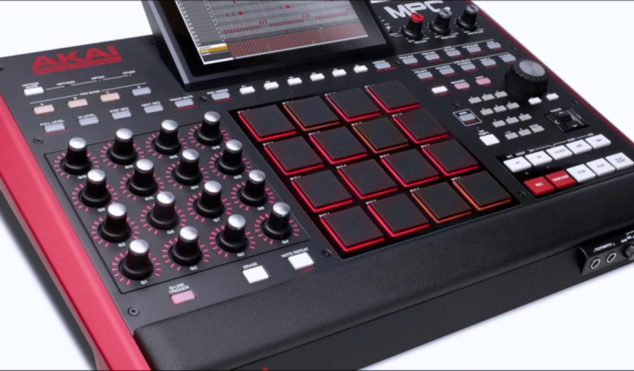 Akai could be releasing two new standalone MPC samplers