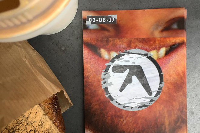 Aphex Twin to play Field Day 2017?