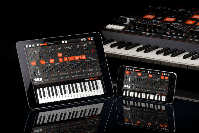 Korg brings classic ARP Odyssey synth to iOS with ODYSSEi app