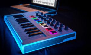 Arturia announces portable $119 MIDI keyboard, MiniLab MkII