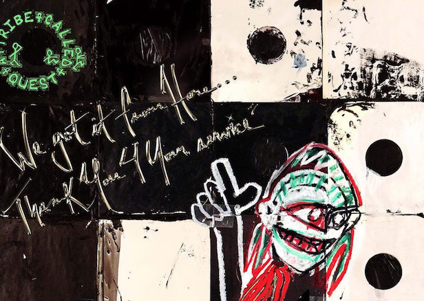 A Tribe Called Quest score first No. 1 album in 20 years with We Got It From Here...