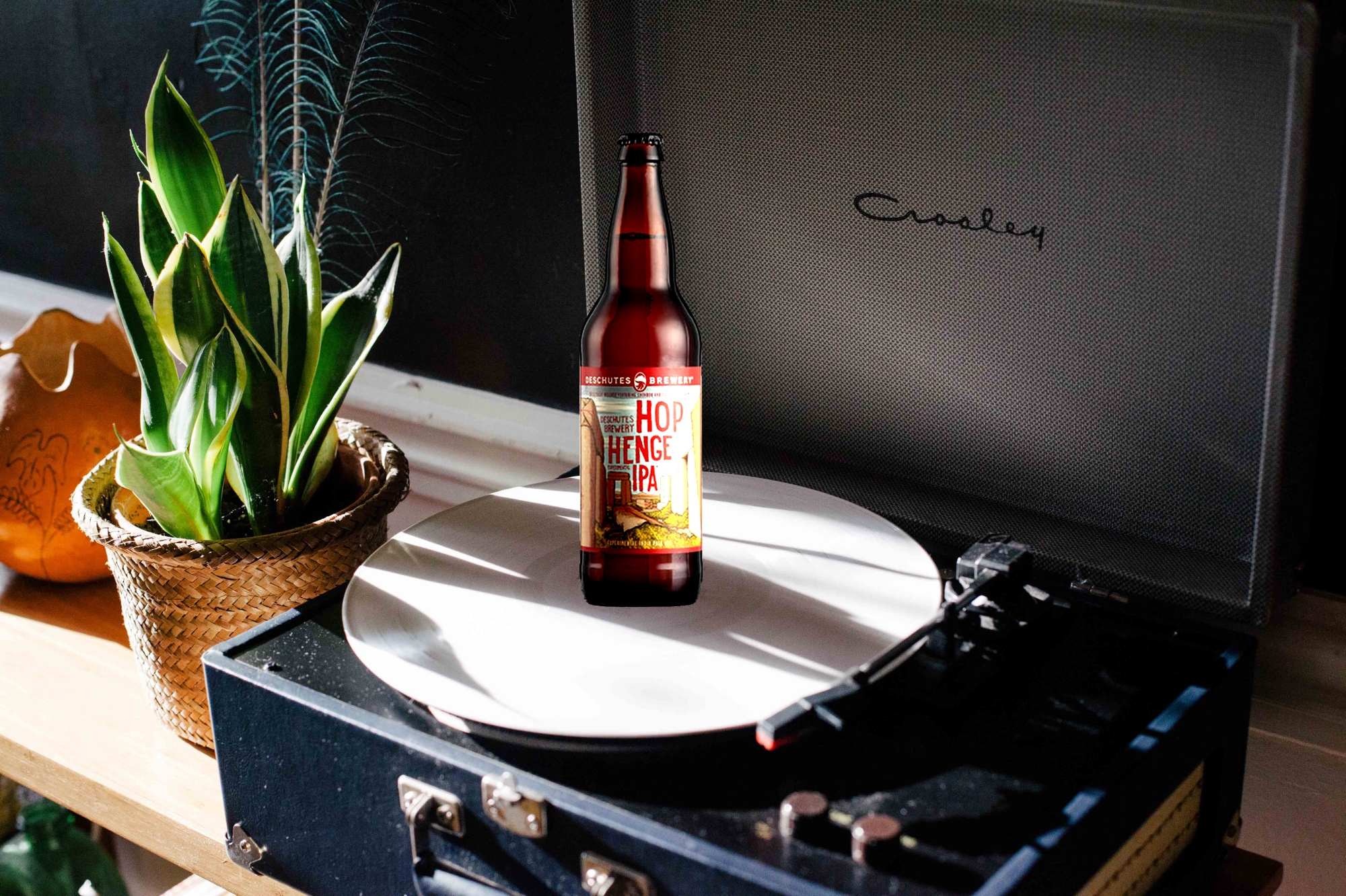 This vinyl subscription service is offering craft beer with every record