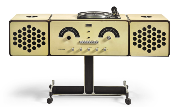 "David Bowie's ""musical pet"" turntable sells for £257k"