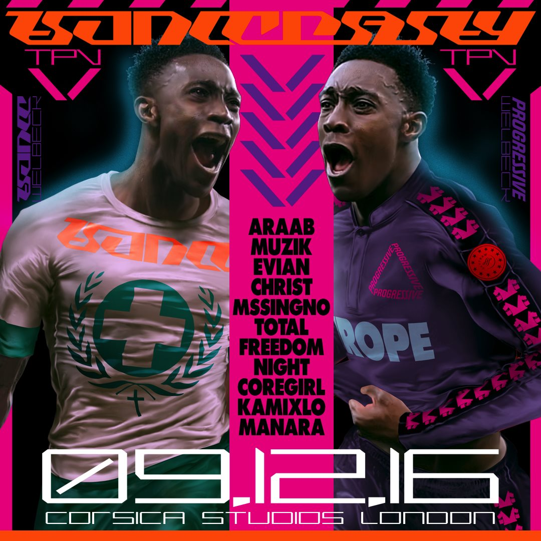 Evian Christ's Trance Party returns with AraabMuzik, MssingNo