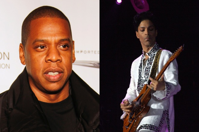 "Jay Z sued by Prince's estate for ""exploiting"" star's death on Tidal"
