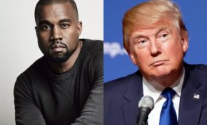 "Kanye West: ""If I voted, I would have voted on Trump"""