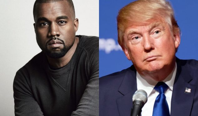 """Kanye West didn't vote in US presidential election but """"would have voted for Trump"""""""