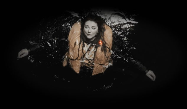 Kate Bush shares video for live version of 1985 classic 'And Dream of Sheep'