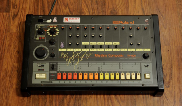 Legowelt releases free emulation of his own TR-808 for Ableton Live
