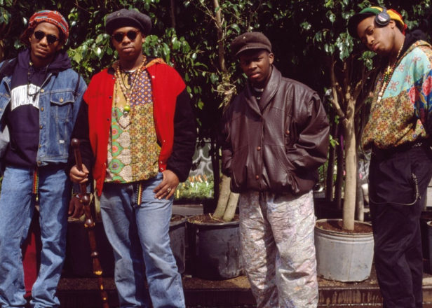 A Tribe Called Quest unveil the cover of their final album We Got It From Here