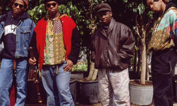 The final track on A Tribe Called Quest's last LP is called 'The Donald'