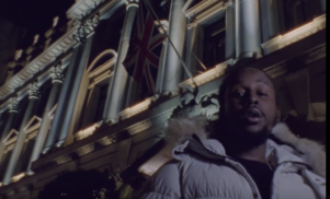 Popcaan heads to London's West End for his 'Nah Idle' video