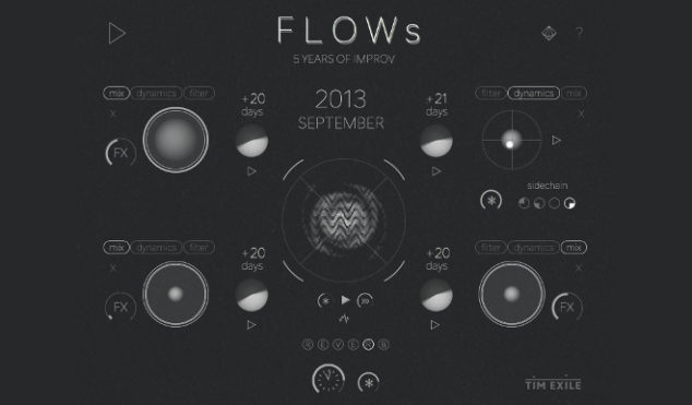 Tim Exile releases FLOWs, a free sequencer for mutating sound loops
