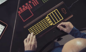 This modular MIDI controller can be almost any instrument you want