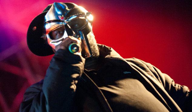 MF DOOM has mixed this week's episode of Solid Steel Radio