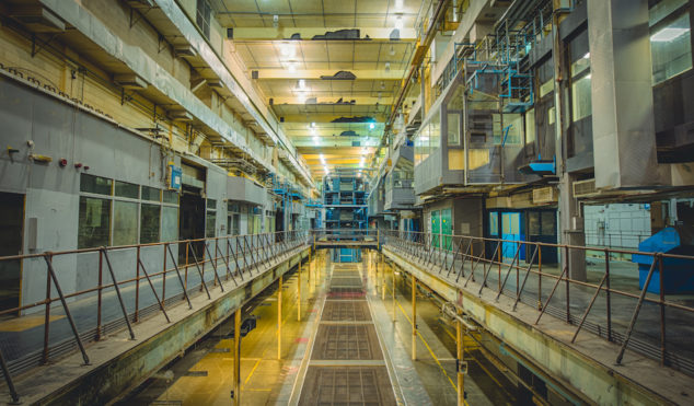 London's huge new venue Printworks announces Nina Kraviz, Daphni, Dopplereffekt and more for 2017