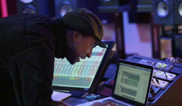 Watch Skepta in his studio revealing how he wrote the beat for 'That's Not Me'