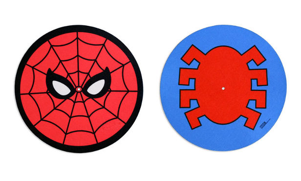You can now buy a pair of Spider-Man slip mats
