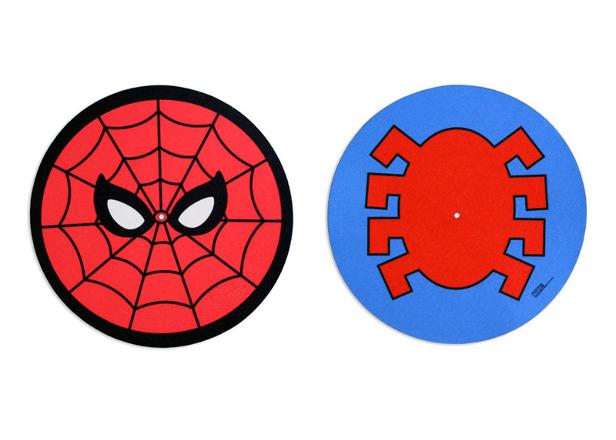 Mondo is releasing a pair of Spider-Man slip mats