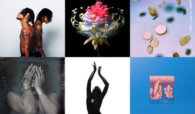 Listen to our top tracks of 2016 in one giant playlist