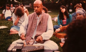 Laraaji debut album Celestial Vibration to get vinyl reissue