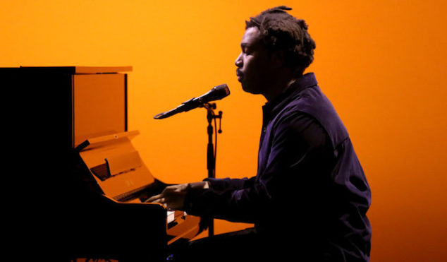 Watch Sampha perform 'No One Knows Me (Like the Piano)' on Fallon