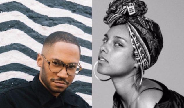 Listen to Alicia Keys and Kaytranada's new track 'Sweet F'in Love'