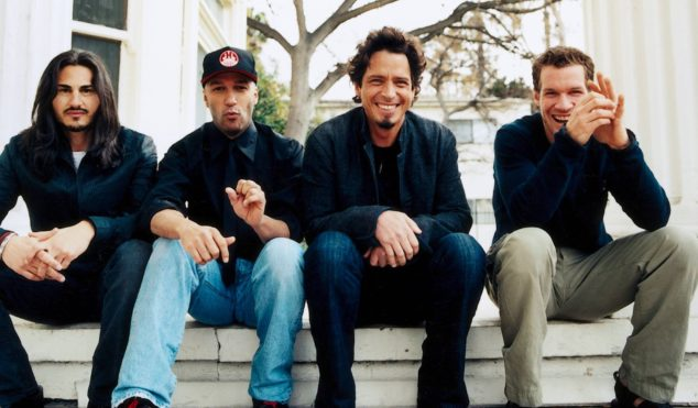Audioslave reunite to play anti-Donald Trump inauguration ball curated by Prophets of Rage