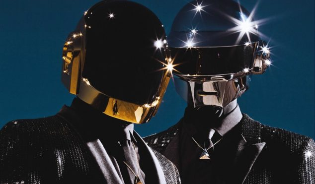 You need this 1000-track playlist of the music that inspired Daft Punk