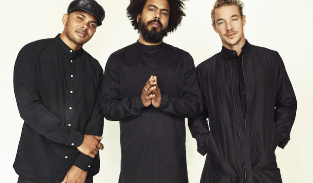 Major Lazer enlist Nicki Minaj and PARTYNEXTDOOR for 'Run Up'