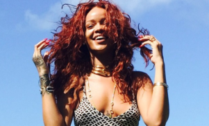 "Rihanna tells Azealia Banks to ""stay away from our chickens"" after Muslim ban row"