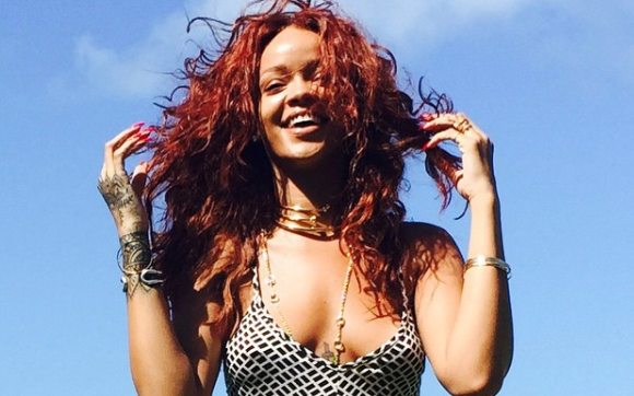 """Rihanna tells Azealia Banks to """"stay away from our chickens"""" after Muslim ban row"""