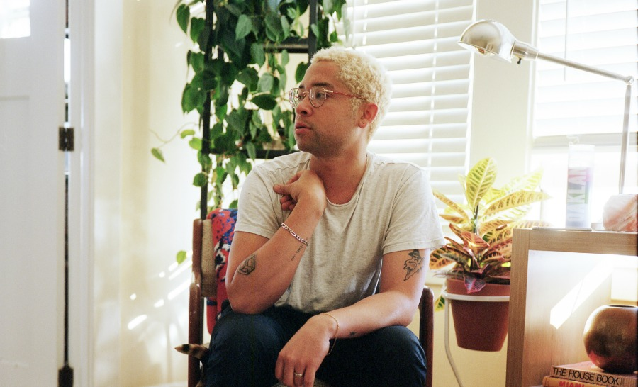 """Bay Area techno operator Russell E.L. Butler unveils life-affirming 12"""" after Ghost Ship fire"""